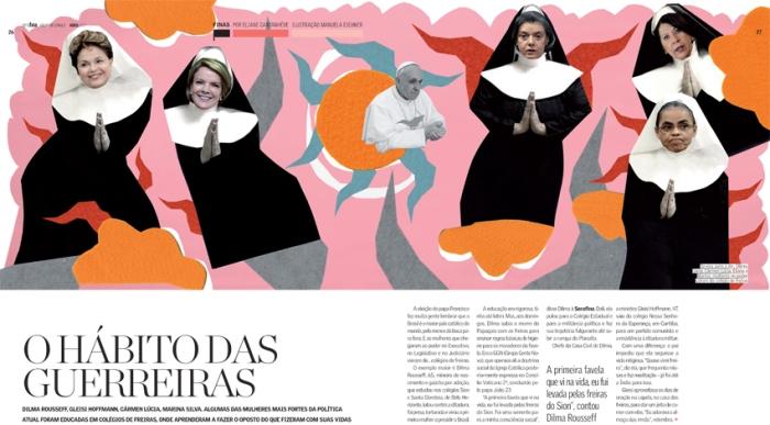 Revista Serafina | abril 2013